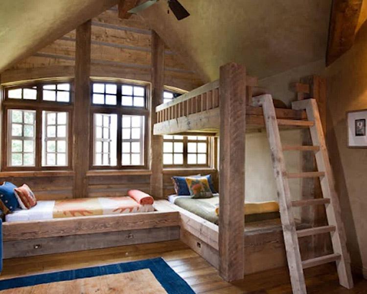 Arredamenti in stile toscano per bed breakfast e agriturismi for Arredamento click